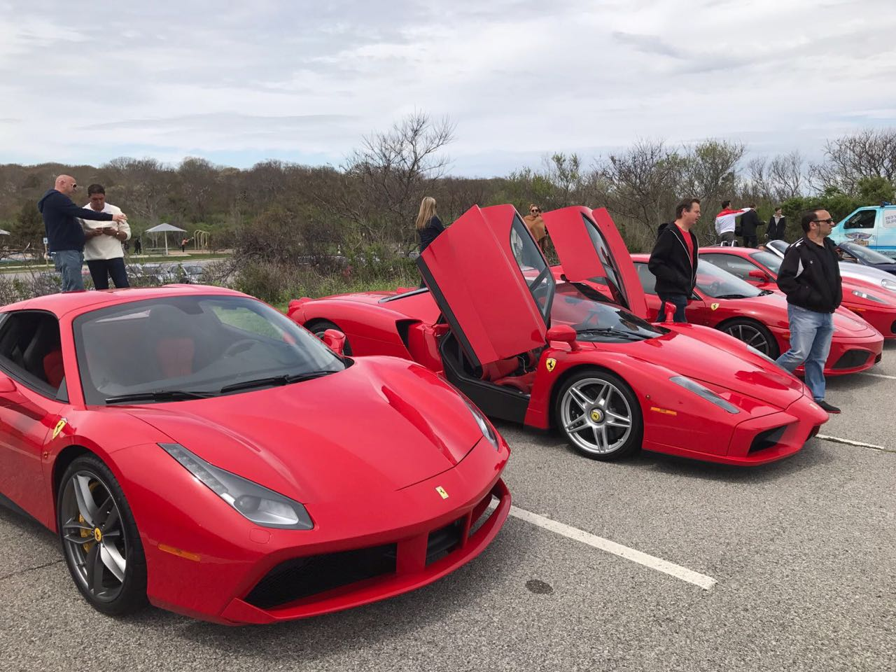 Ferraris And Fun Photos