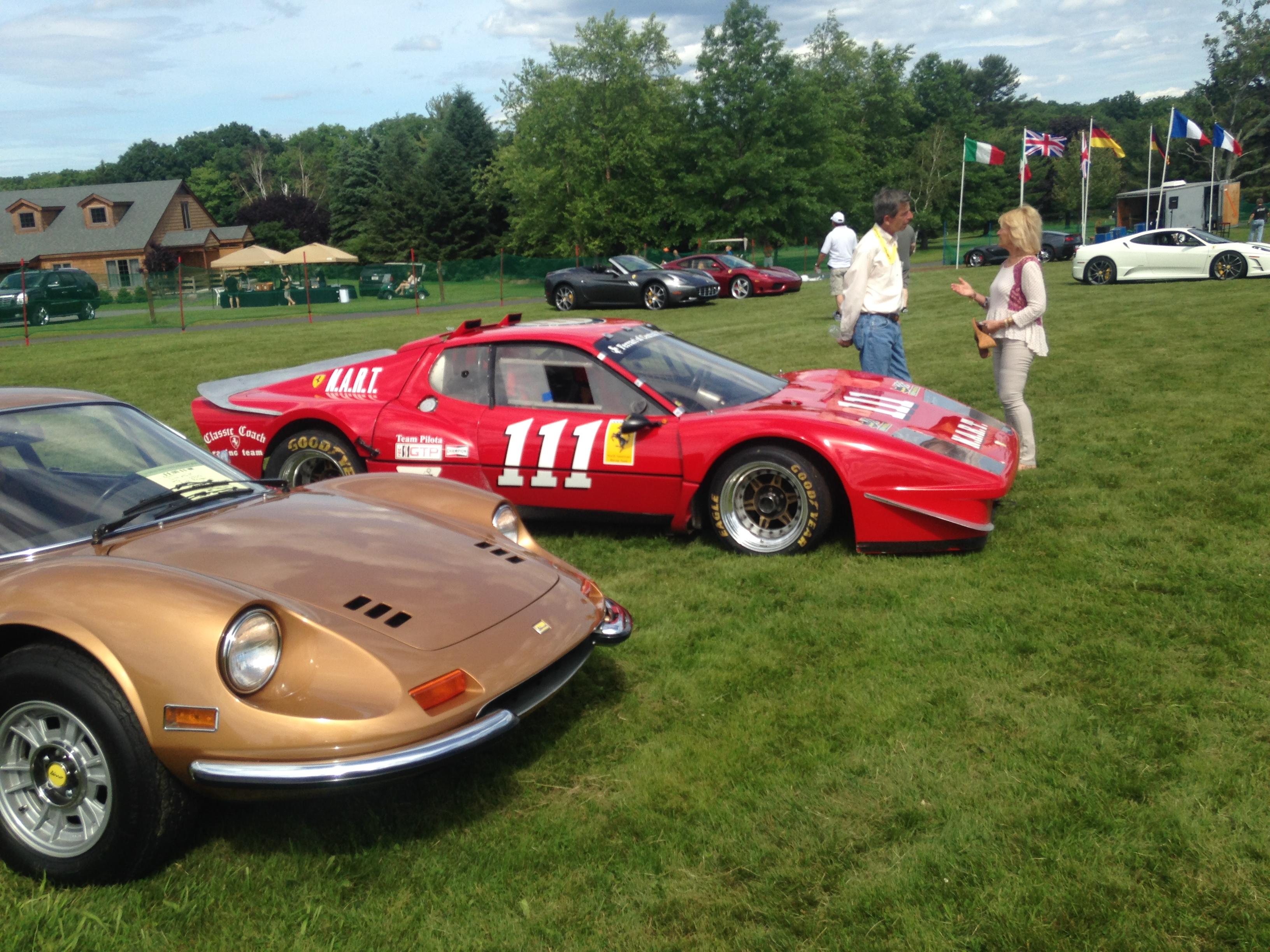 Gentil Ferraris And Fun Photos