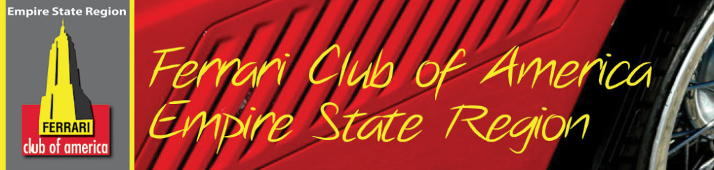 Empire State Region – Ferrari Club of America