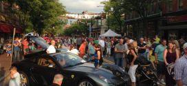 Labor Day Weekend, 2014-08-30, Saturday: Crystal City Ferrari Show