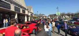 Red Tomato Rally (Sponsored by Ferrari of Long Island)