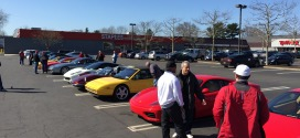 First Bagels and Ferrari Event (Sponsored by Universal Autosports)