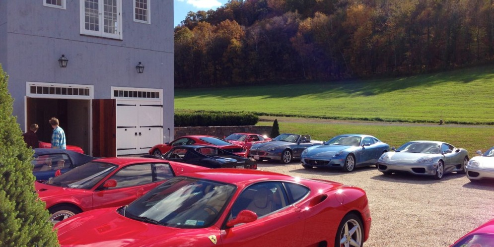 Empire State Region   Ferrari Club Of America | Ferraris And Fun!