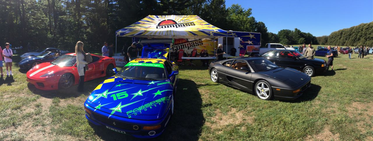 Great Marques Car Show At Old Westbury Gardens