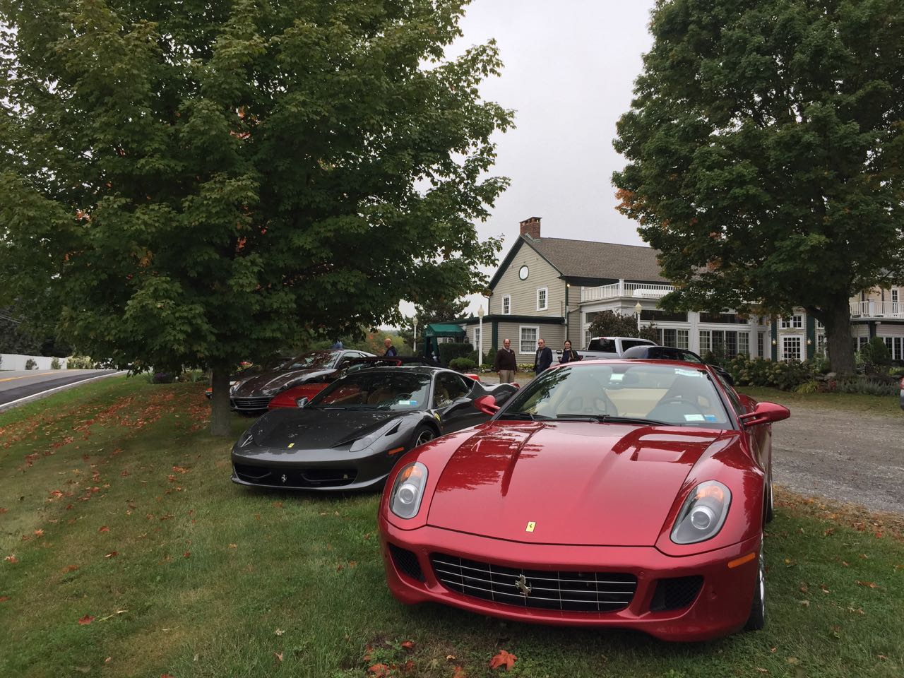 Merveilleux Oct 2, 2016. Hudson Valley Rally And Luncheon