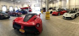 ESR Tech Day at Wide World Ferrari 4-28-2018