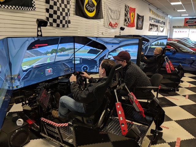 Hudson Valley Sim Racing 3-24-2018 | Empire State Region